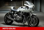 Honda CB750 Old Spirit от Ruleshaker Motorcycles