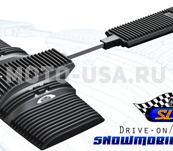 Sledez Snowmobile Dolly 135-65*23 см